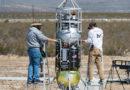 Sample Return-Technologie erfolgreich auf Xodiac Rocket getestet