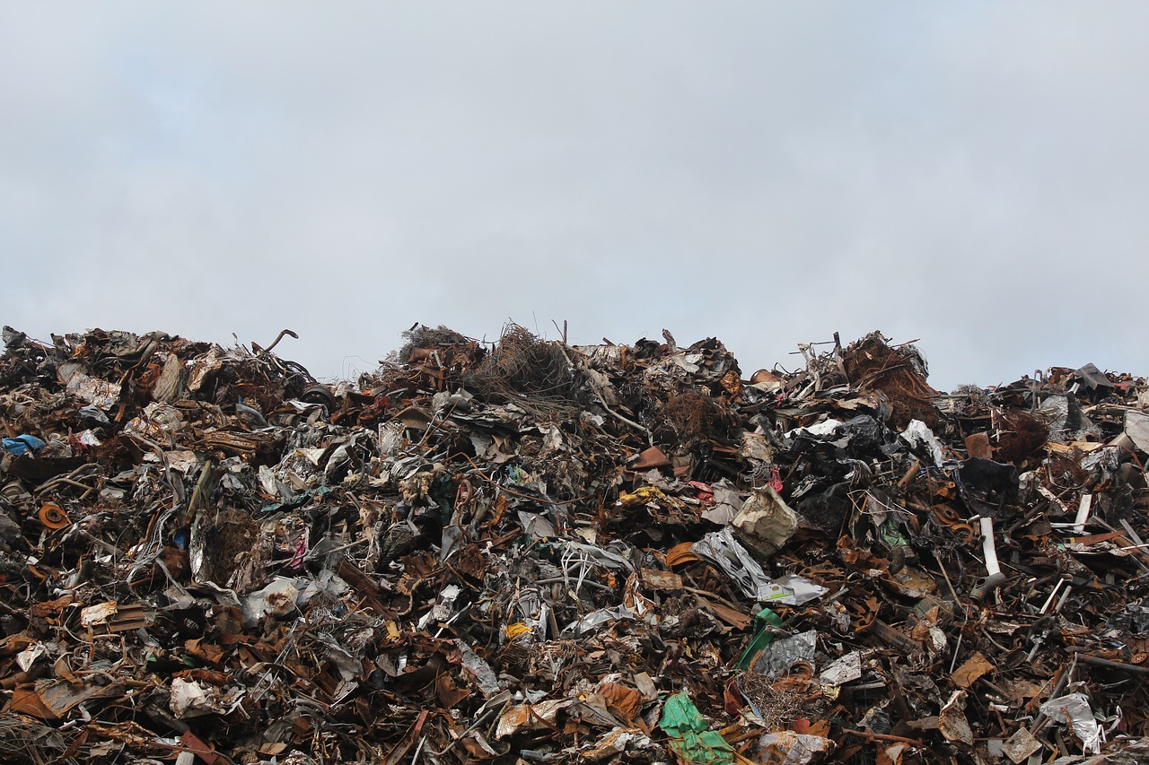 Abfallaufkommen in Deutschland 2016 bei 412 Millionen Tonnen