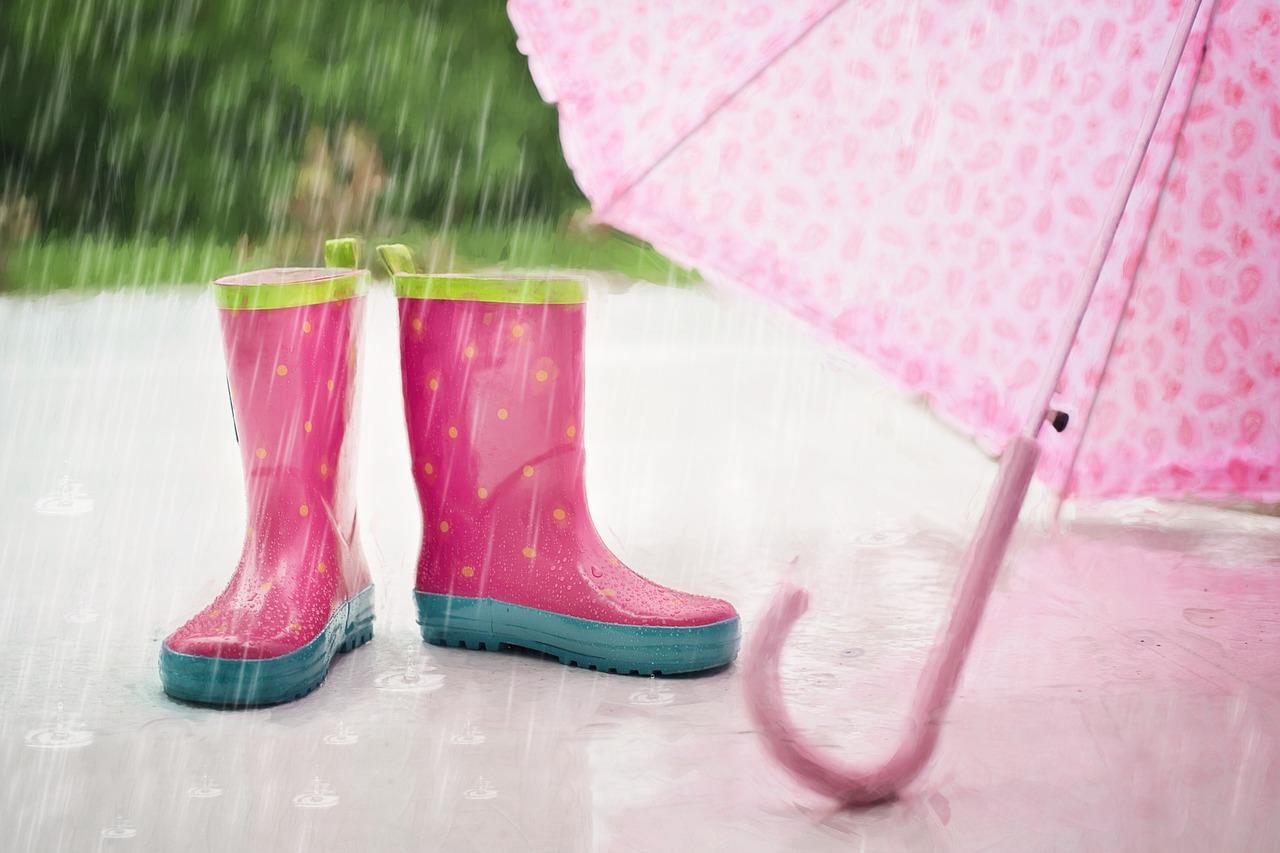 Wetter wird deutlich kühler und nass