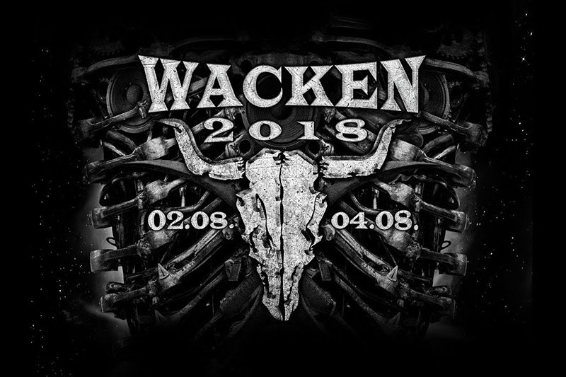 Running Order Wacken 2017