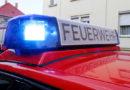 Hofgeismar (Landkreis Kassel): Brand einer Gemeinschaftsunterkunft; bisher keine Hinweise auf vorsätzliche Brandstiftung