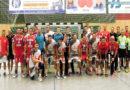 Torreicher Abschluss beim Tag des Handballs in Baunatal