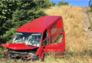 Mercedes-Sprinter in Kassel gestohlen: Mutmaßlicher Autodieb bei Unfall auf A2 schwer verletzt