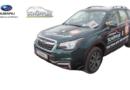 Subaru Sondermodell für Jäger präsentiert sich in Melsungen