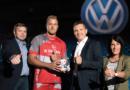 VW Kassel wird Partner der MT Bundesliga-Handballer