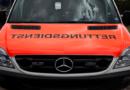 Schallschutzwand fällt auf Arbeiter: 45-Jähriger auf Baustelle schwer verletzt