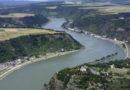 Schwimmerin treibt im Rhein ab: lebend gefunden