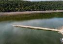 Wasserstand im Edersee fällt drastisch: Angst um Tourismus