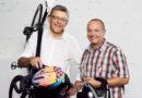 Wenn Radsport- und Rallye-Experte sich treffen