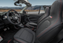 Exklusive Editon von 125 offenen Turbo-Stadtsportwagen mit 92 kW / 125 PS, 200 Nm Drehmoment, 175 km/h V/max, extra-dynamischem Handling und luxuriösem Interieur
