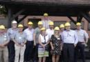 Landtagsabgeordnete Knell besucht Eisenwerk Hasenclever in Battenberg