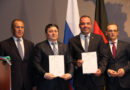 Auszeichnung für Kassels vielfältigen Austausch mit russischen Partnern