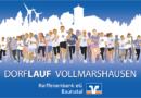 Vollmarshäuser Dorflauf – Hochrangiger Gast wird erwartet / Bundesaußenminister gibt Startsignal