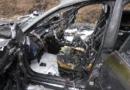Vollbrand eines Pkw auf der A 49 – keine Verletzten