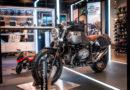 BMW Motorrad Pop-Up Store@SportScheck