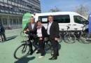 Landesprojekt Nahmobilität : Gratis Probefahren – 4 Wochen mit dem Pedelec zu Bus und Bahn für NVV-Monats- und Jahreskarteninhaber