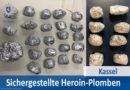 Polizei nimmt 44-jährigen Drogendealer fest und stellt mehr als 1 kg Heroin sicher