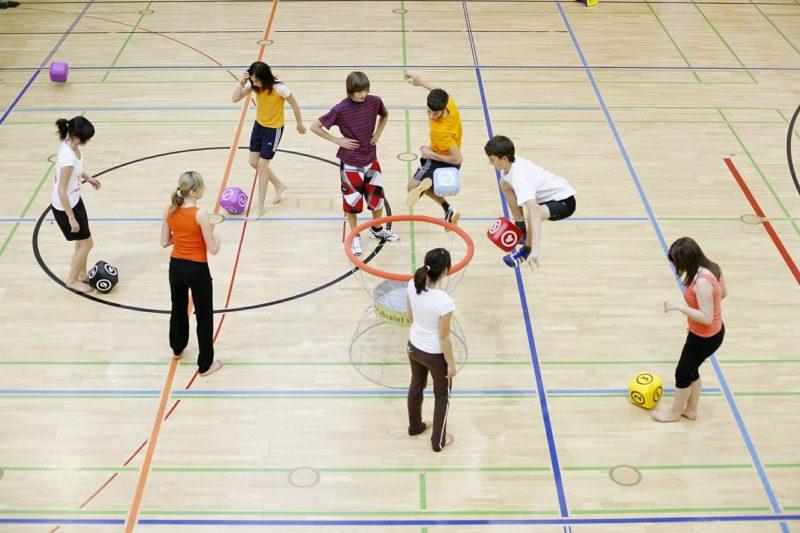 """""""Team- und Schulsport ohne Anzahlbeschränkung"""""""