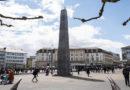 Kassels documenta-Obelisk droht wieder mal das Aus