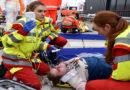 260 Einsatzkräfte bei Katastrophenschutzübung der Stadt Kassel