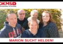 Marion sucht Helden!