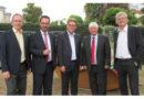 Neue Ehren-Vorstandsmitglieder für den Hessischen Heilbäderverband