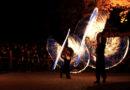 """"""" Lichterfest """" mit Kinderprogramm, dem Lapplandlager und einzigartiger Feuershow"""