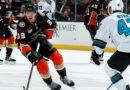 Anaheim Ducks retten einen Punkt, verlieren aber in der Overtime