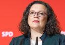 Nahles mahnt vor Hessen-Wahl zur Besonnenheit