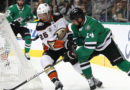 Dallas Stars schlagen Anaheim Ducks