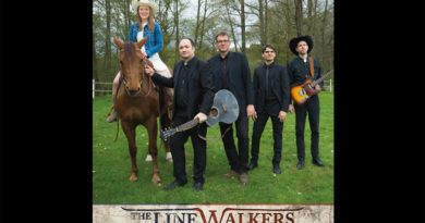 The Linewalkers – A Tribute to Johnny Cash
