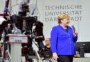 Merkel würdigt hessische Projekte