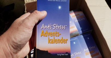 Kasseler Autorenteam erfolgreich: Neuer Anti-Stress-Adventskalender erschienen