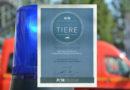 """Feuerwehr Kleve erhält Auszeichnung """"Helden für Tiere"""""""