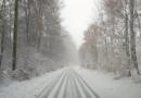 Nordhessen: Erster Schneefall sorgt für mehrere Unfälle und Verkehrsbehinderungen