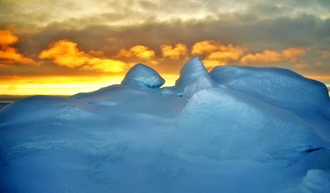 ESA:Medizinische Forschung im ewigen Eis