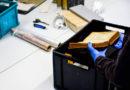Notfallübung: Wie kommen die ITS-Akten ins Kühlhaus?