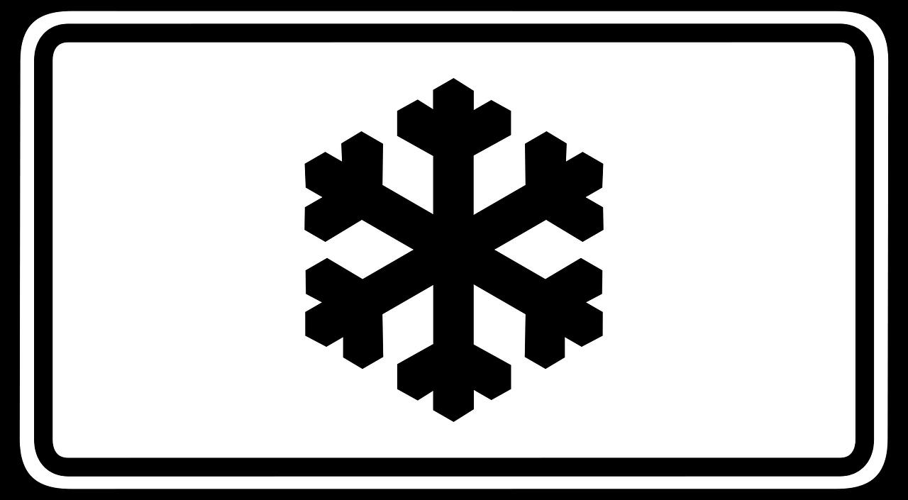 Warnung vor Frost und Glätte