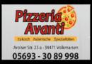 Herzlich willkommen, Pizzeria Avanti!