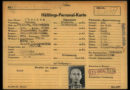 Recherche nach Namen von Auschwitz-Häftlingen