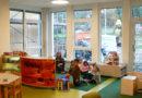 Kindertagesstätte Osterbach wurde grundhaft saniert und erweitert – Jetzt größere Räume