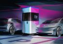 Elektrisierende Weltpremiere: Volkswagen gibt ersten Ausblick auf mobile Schnellladesäule