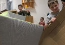 Ein Vorlesesofa für KiTa Welt-Entdecker in Bad Zwesten