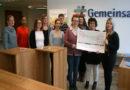 IHK-Mitarbeiter spenden 1.000 Euro für IntensivLeben