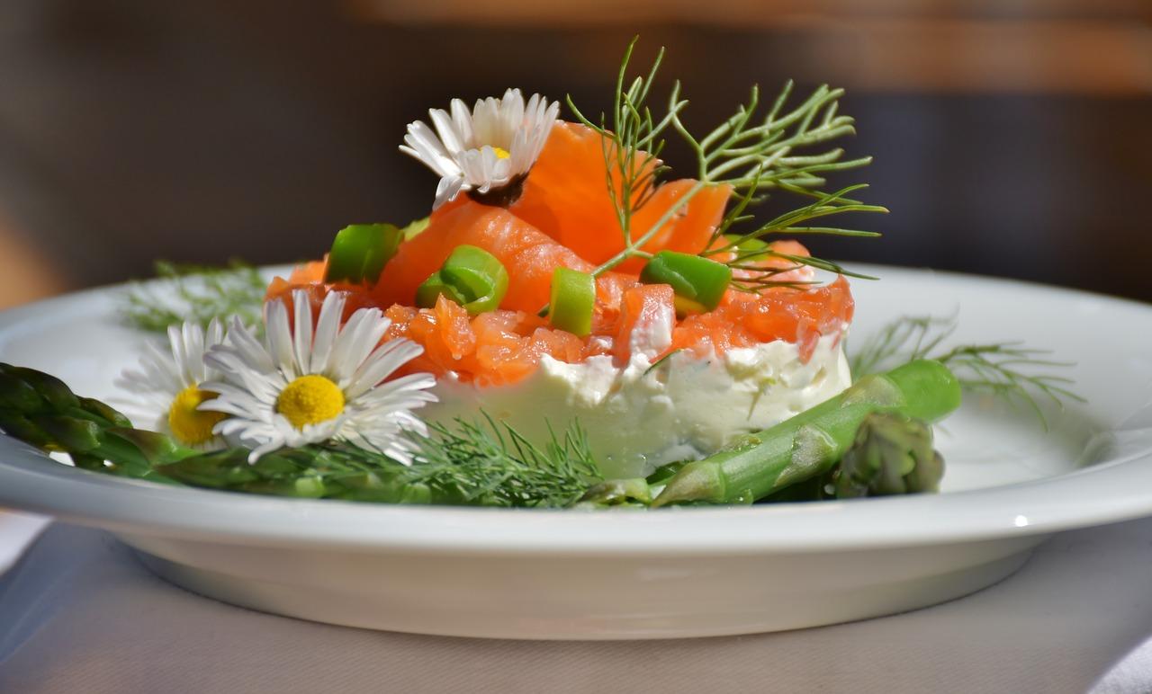 Jeder kann kochen, er braucht nur Mut: Gebeizter Lachs