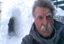Hüttenwirt sitzt seit 2 Wochen im Schnee fest