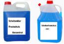 Frostschutzmittel: für Autos brauchbar, für Menschen giftig