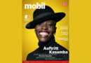 """Sie ist die erste dunkelhäutige """"Tatort""""-Kommissarin: Im Titelinterview mit DB MOBIL spricht Florence Kasumba über ihre Kindheit im Ruhrpott und Rassismus im Alltag"""