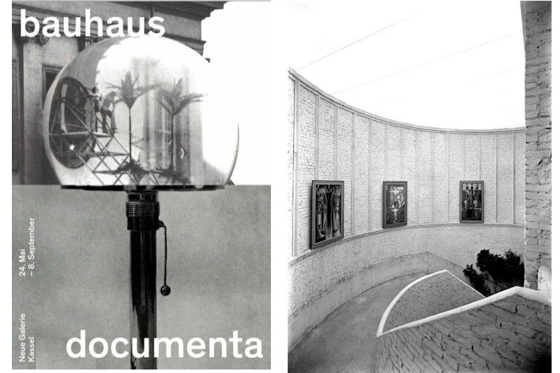 Bauhaus Documenta Vision Und Marke Nordhessen Journal