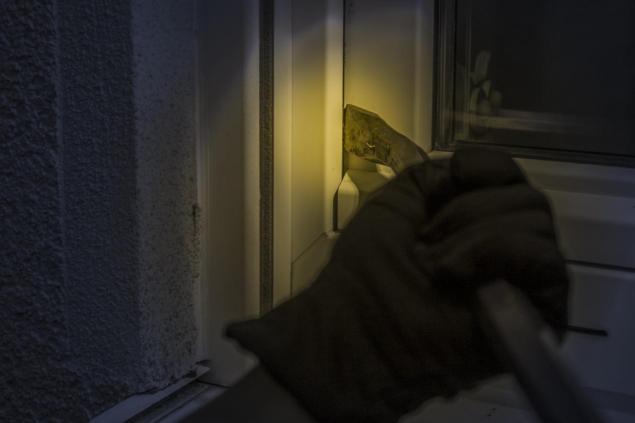 Einbruchsversuche in Einfamilienhäuser